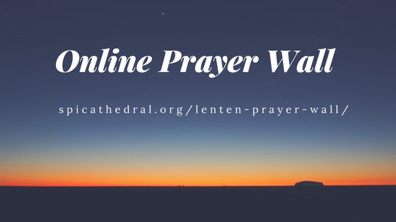 Online Prayer Wall