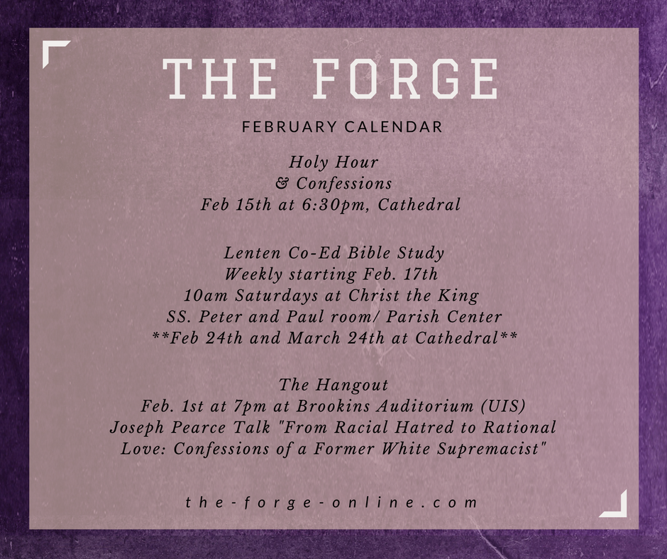 The Forge Feb.