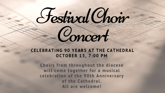 Cathedral Festival Choir Concert