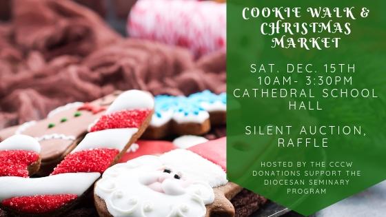 Cookie Walk & Christmas Market