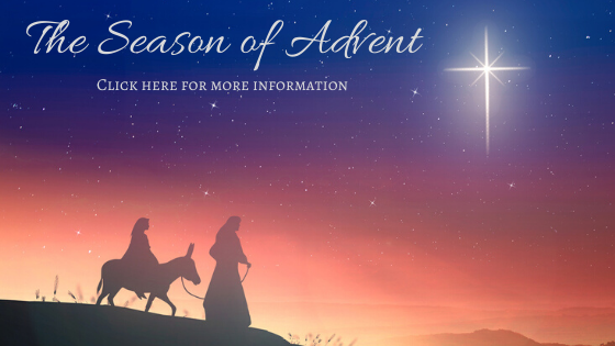 Click here for Advent Event and Programing Information