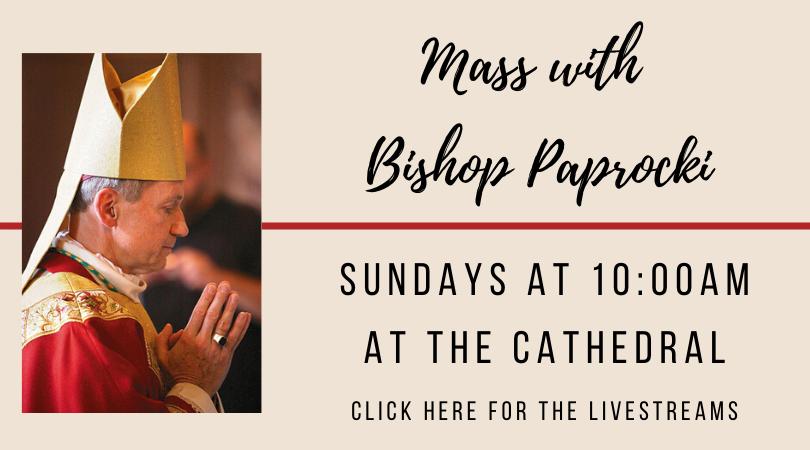 Bishop Sunday Mass