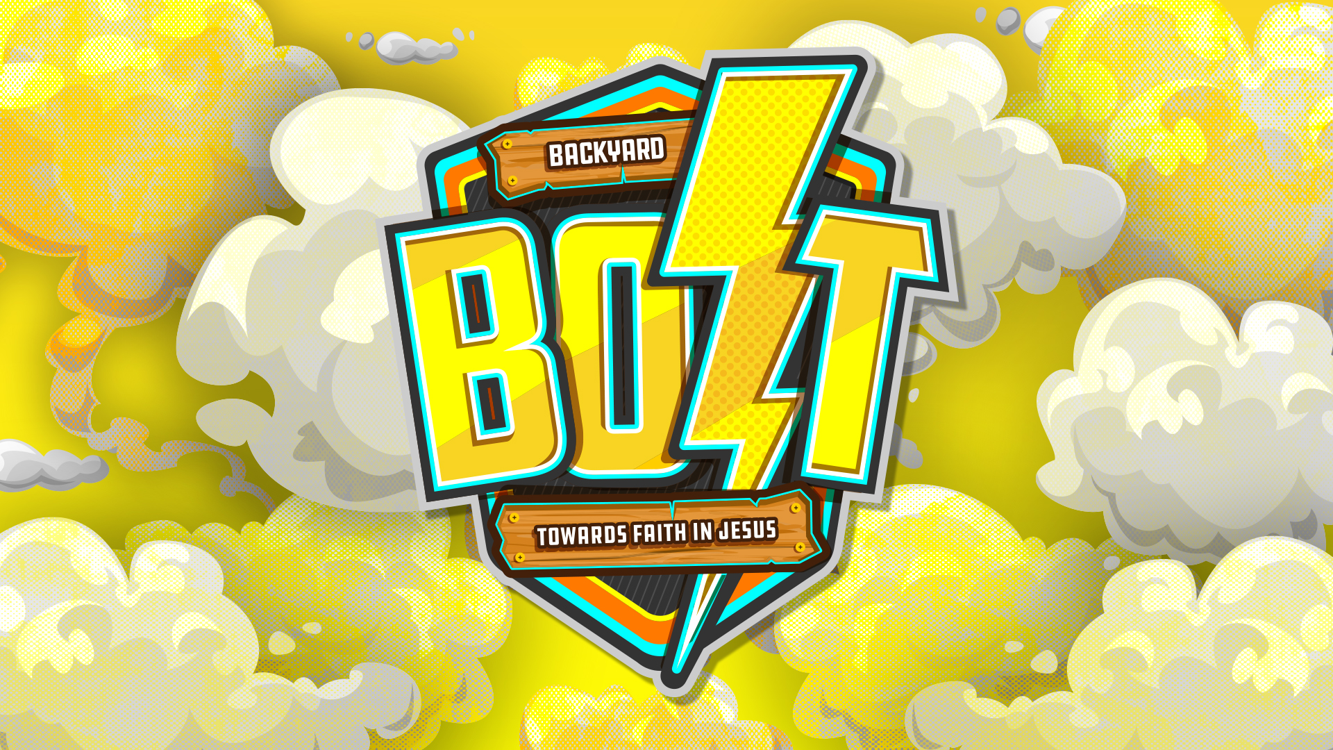 BOLT logo with background