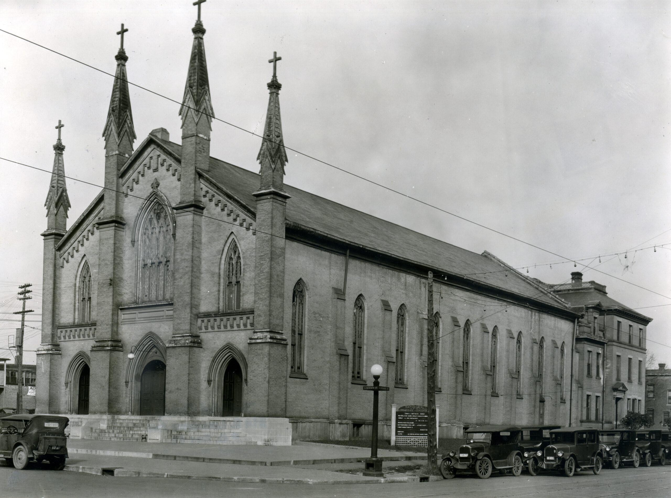 History - Photographs - Springfield, St Mary
