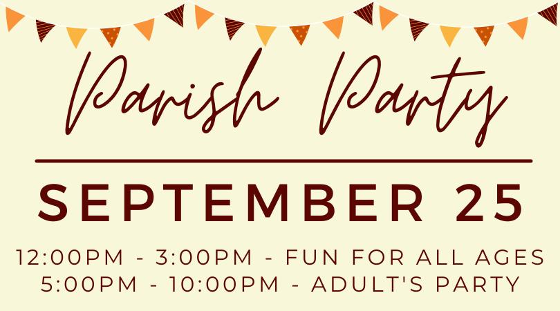 parish party